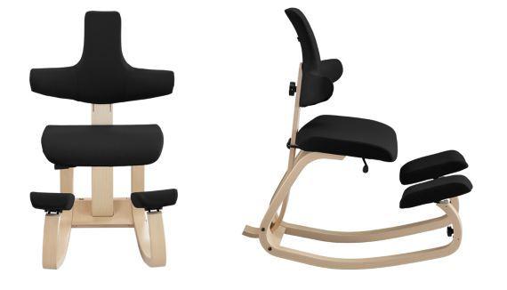 Seduta ergonomica varier thats it da provare - Sostituire seduta sedia ...