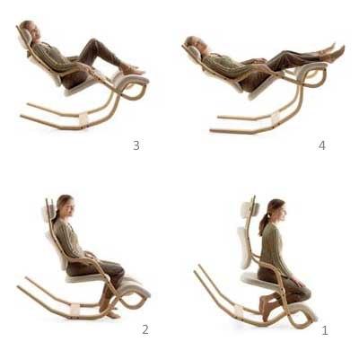 Sedie ergonomiche Varier in offerta - Arredamenti Farronato